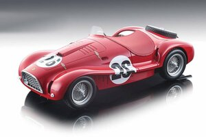 Ferrari 225 S Spyder Vignale #26 Antonio Stagnoli 1952 GP Portugal Limited Edition 90 pieces Worldwide 1/18 Model Car Tecnomodel TM18-81 D