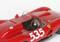 Ferrari 315 S #535 Piero Taruffi Winner 1957 Mille Miglia Red Limited Edition 500 pieces Worldwide 1/18 Model Car BBR C1807