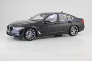 BMW 5 Series G30 Black Sapphire 1/18 Diecast Model Car Kyosho 8941 BK