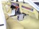 1977 Dodge Monaco Metropolitan Police T-800 Endoskeleton Figure The Terminator 1984 Movie 1/18 Diecast Model Car Greenlight 19042