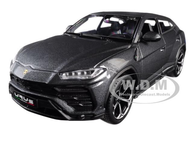Lamborghini Urus Grey 1/24 Diecast Model Car Maisto 31519