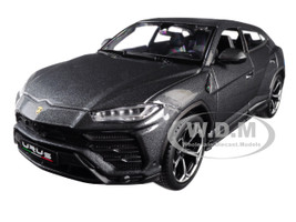 Lamborghini Urus Grey 1/24 Diecast Model Car Maisto 31519