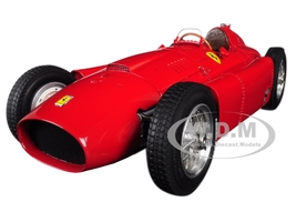 1956 Ferrari Lancia D50 Short Nose Red 1/18 Diecast Model Car CMC 180