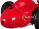 1956 Ferrari Lancia D50 Short Nose Red 1/18 Diecast Model Car CMC 180