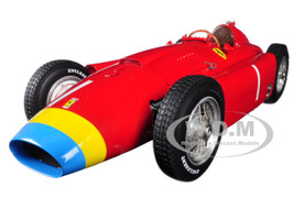 1956 Ferrari Lancia D50 Long Nose #1 Juan Manuel Fangio Grand Prix Germany Limited Edition 1500 pieces Worldwide 1/18 Diecast Model Car CMC 181