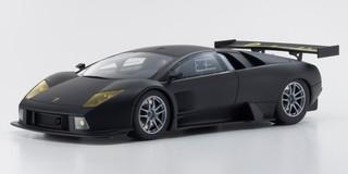 Lamborghini Murcielago R-GT Matte Black 1/18 Model Car Kyosho KSR 18505 BK