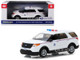 2014 Ford Interceptor Utility Postal Police United States Postal Service USPS White 1/43 Diecast Model Car Greenlight 86524