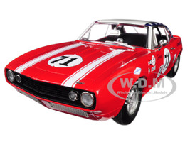 1967 Chevrolet Camaro #71 Joie Chitwood Chargin Cherokee 1968 Daytona 24 Hours Limited Edition 390 pieces Worldwide 1/18 Diecast Model Car Acme A1805712