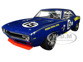 1967 Chevrolet Camaro Z/28 #15 Mark Donohue Sunoco Penske-Godsall Racing Limited Edition 900 pieces Worldwide 1/18 Diecast Model Car GMP 18833