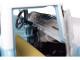 International C1100 Pickup Truck Seascape Blue White Top 1/25 Diecast Model Car First Gear 40-0421