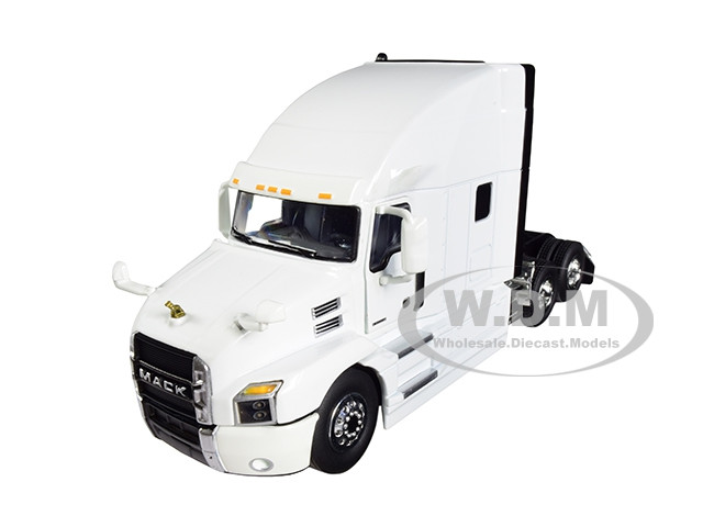 Mack Anthem Sleeper Cab Arctic White 1/50 Diecast Model First Gear 50-3400
