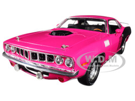 1971 Plymouth Hemi Cuda Shannon's Pink Gone in 60 Seconds 2000 Movie 1/18 Diecast Model Car Highway 61 18010