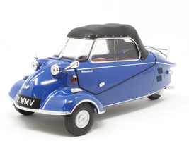 Messerschmitt KR200 Convertible Royal Blue 1/18 Diecast Model Car Oxford Diecast 18MBC006