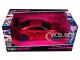 Nissan GT-R Red Tokyo Mod Maisto Design 1/24 Diecast Model Car Maisto 32526