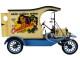 1917 Ford Model T Cargo Van Casablanca 1942 Movie 1/18 Diecast Model Car Motorcity Classics 88150