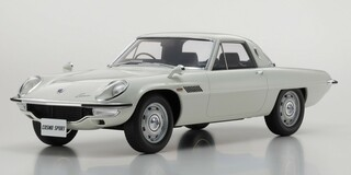 Mazda Cosmo Sport White Limited Edition 600 pieces Worldwide 1/12 Model Car Kyosho KSR 12004 W