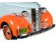 1939 Chevrolet Panel Truck Gulf Oil Gulfpride Light Blue Running on Empty Series 1/24 Diecast Model Car Greenlight 85011