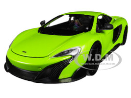 McLaren 675LT Coupe Green 1/24 1/27 Diecast Model Car Welly 24089