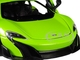 McLaren 675LT Coupe Green 1/24 1/27 Diecast Model Car Welly 24089