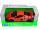 McLaren 675LT Coupe Red 1/24 1/27 Diecast Model Car Welly 24089