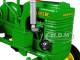 John Deere Model LA Tractor Wheel Weights 1/16 Diecast Model Speccast JDM279