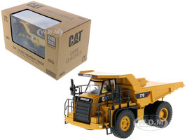 CAT Caterpillar 770 Off Highway Dump Truck Operator Core Classics Series 1/50 Diecast Model Diecast Masters 85551 C