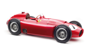 1956 Ferrari Lancia D50 #1 Manuel Fangio Grand Prix of England Limited Edition 1000 pieces Worldwide 1/18 Diecast Model Car CMC 197