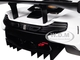 McLaren 650S GT3 White Black Accents 1/18 Model Car Autoart 81640