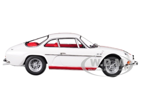 Alpine Renault A110 1600S 1971 White 1//18-185303 NOREV