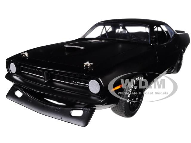 /'Street Version/' 1//18 scale LE 1970 Plymouth Trans Am AAR /'Cuda