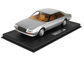 1980 Ferrari Pininfarina Pinin Silver Limited Edition 300 pieces Worldwide 1/18 Model Car BBR P18107