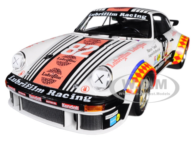 Porsche 934 #82 Muller Pallaviccini Vanoli Lubrifilm Racing Team Winners 1979 GR.4 Le Mans 24 Hours Limited Edition 336 pieces Worldwide 1/18 Diecast Model Car Minichamps 155796482