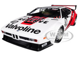 BMW M1 Procar #40 Hans-Joachim Stuck Project Four Racing Winner 1980 Monaco Procar Series Limited Edition 354 pieces Worldwide 1/18 Diecast Model Car Minichamps 155802940