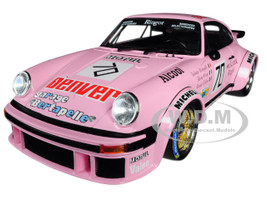 Porsche 934 #70 Perrier Bertapelle Salam Thierry Perrier Winners 1981 GR.4 24 Hours Le Mans Limited Edition 336 pieces Worldwide 1/18 Diecast Model Car Minichamps 155816470