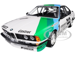 BMW 635 CSi #1 Harald Grohs Vogelsang Automobile GMBH Winner 1984 Bergischer Lowe Zolder Limited Edition 300 pieces Worldwide 1/18 Diecast Model Car Minichamps 155842511