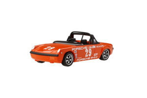 Porsche 914-4 #29 Ritchie Ginther 1972 American Road Race Championship 1/43 Model Car True Scale Miniatures TSM 164338