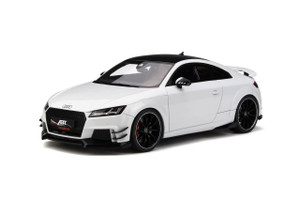 Audi ABT TT RS-R Metallic White Black Top Limited Edition 999 pieces Worldwide 1/18 Model Car GT Spirit GT211