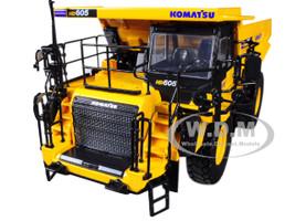 Komatsu HD605-8 Dump Truck 1/50 Diecast Model First Gear 50-3387