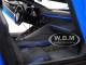 Lamborghini Aventador S Blu Nila Pearl Blue 1/18 Model Car Autoart 79134