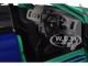 1999 Nissan Skyline GT-R BNR34 #1 Falken Tires 1/18 Diecast Model Car Greenlight 19050