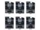 Black Bandit Series 20 Set 6 Cars 1/64 Diecast Models Greenlight 27960