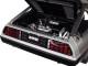 DeLorean DMC 12 Satin Silver 1/18 Model Car Autoart 79916
