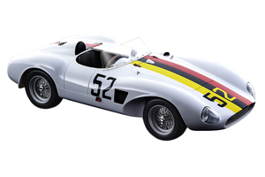 Ferrari 625LM #52 Piero Drogo 1000 km Buenos Aires 1956 Limited Edition 80 pieces Worldwide Mythos Series 1/18 Model Car Tecnomodel TM18-54 D