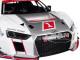 Audi Sport R8 LMS #1 Presentation Car 1/18 Diecast Model Car Paragon 88101