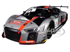 Audi R8 LMS #25 Gounon Haase Winkelhock Audi Sport Team Sainteloc Racing 1/18 Diecast Model Car Paragon 88111