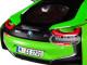 BMW i8 Java Green Black Top 1/18 Diecast Model Car Paragon 97086