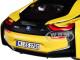 BMW i8 Speed Yellow Black Top 1/18 Diecast Model Car Paragon 97087