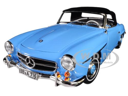 Rouge /& Ivoire Norev CL3512 Mercedes-Benz 190 SL 1956