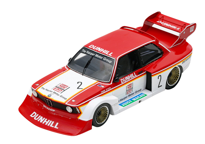 BMW 320i Turbo #2 Hans-Joachim Stuck Winner Guia Race Macau 1980 Dunhill 1/18 Model Car Spark 18MC80