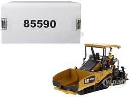 CAT Caterpillar AP655F Tracked Asphalt Paver Operator High Line Series 1/50 Diecast Model Diecast Masters 85590